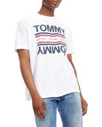 Tommy Hilfiger - Tjm Essential Reflection Tee - Lyst