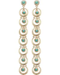 Samantha Wills Flamenco Affairs Chandelier Earrings - Metallic