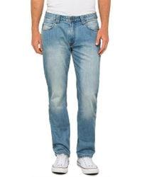 Armani Jeans - J15 Straight Jean - Lyst