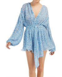 C/meo Collective - So Settled Playsuit - Lyst