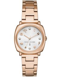 Marc By Marc Jacobs - Mandy Rose Gold Watch - Lyst