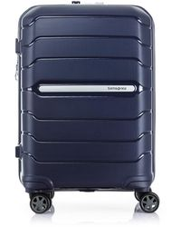 Samsonite Oc2lite 68cm Medium Suitcase - Blue