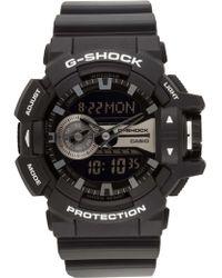 G-Shock - Ga400 Duo Rotary Watch - Lyst