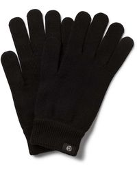 Paul Smith - Ps 100% Wool Knitted Glove - Lyst