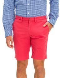 Polo Ralph Lauren Bedford Cotton Short - Red