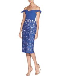 Love Honor - Audra Lace Dress - Lyst