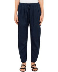 120% Lino - Pull On Pant - Lyst
