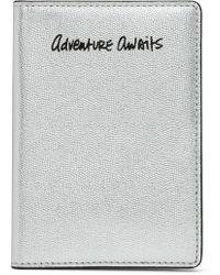 Rebecca Minkoff Passport Case Adventure Awaits - Multicolour