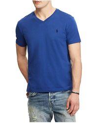 Polo Ralph Lauren - Men's Classic Fit Cotton T-shirt - Lyst