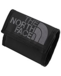 The North Face - Base Camp Wallet In Black - Lyst
