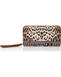 Camilla | Kingdom Call Leopard Za Wallet | Lyst