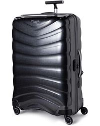 Samsonite Firelite 81cm Large Suitcase - Black