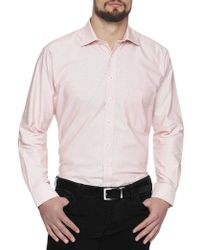 Geoffrey Beene - Arlington Semi Solid Regular Fit Shirt - Lyst