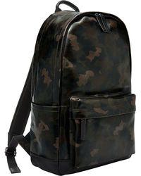 Fossil Buckner Multi Backpack - Black