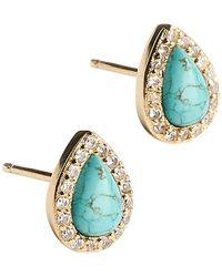 Samantha Wills Mini Bb Stud Earring - Multicolour