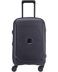 Delsey Belmont + 55cm Small Suitcase - Blue