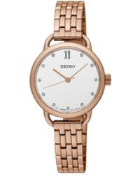 Seiko - Ladies Conceptual Series Daywear Watch - Lyst
