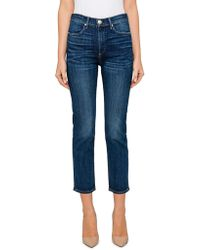 Rag & Bone Ankle Cigarette - Blue