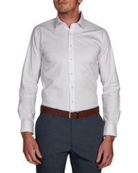 Geoffrey Beene - Squaw Valley Print Body Fit Shirt - Lyst