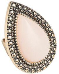Samantha Wills Bohemian Bardot Ring - Metallic