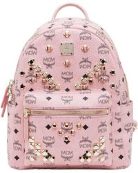 MCM | Stark Backpack Sml Pz, 001 | Lyst