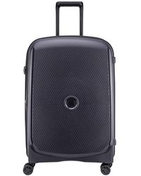 Delsey Belmont+ 70cm Large Suitcase - Blue
