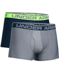 Under Armour - O-series 6in Boxerjock 2pk Trunk - Lyst