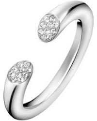 Calvin Klein - Ring - Brilliant - Lyst
