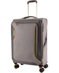 American Tourister Applite 3.0 71cm Medium Suitcase - Gray