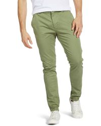 The Academy Brand - Skinny Stretch Chino - Lyst