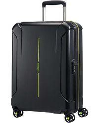 American Tourister Technum Spinner Cabin 55cm - Black