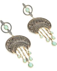 Samantha Wills From The Earth Grand Earrings - Metallic