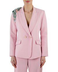 Power Play Jacket - Pink