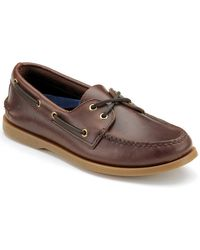 Sperry Top-Sider - A/0 2 Eye Boat Shoe - Lyst