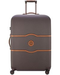 Delsey Chatelet Air Suitcase - Brown