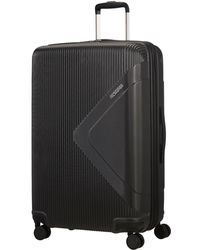 American Tourister Modern Dream 78cm Large Suitcase - Black