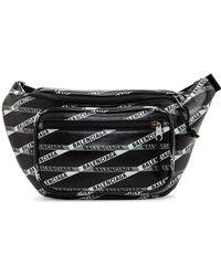 Balenciaga Explorer Belt Pack - Black