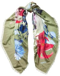 Mimco - Water Lilies Scarf - Lyst