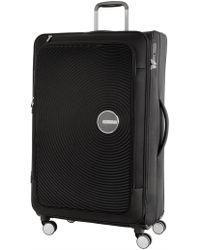 American Tourister Curio 69cm Medium Suitcase - Black