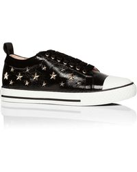 RED Valentino - Studded Trainers - Lyst