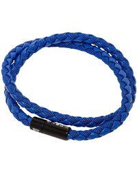 Tateossian Chelsea Bracelet - Blue