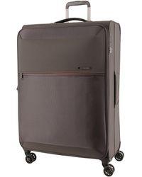 Samsonite 72 Hours Deluxe 78cm Large Suitcase - Gray