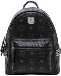 MCM - Stark Backpack Mni Bk, 001 - Lyst