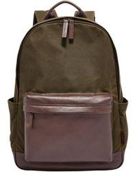 Fossil Buckner Backpack - Multicolour
