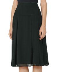 Reiss - Davina-pleated Skirt - Lyst