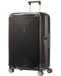 Samsonite Aspero 69cm Medium Suitcase - Black