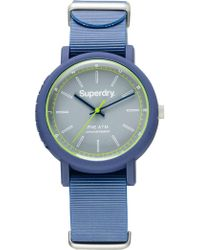 Superdry - 3 Hands;grey Dial - Lyst