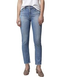 Citizens of Humanity Harlow High Rise Slim Ankle Jean - Blue