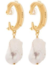 Chloé - Darcey Earrings - Lyst