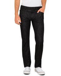 Armani Jeans - J45 Slim/straight Jean - Lyst